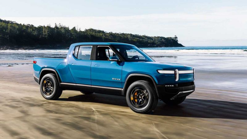 Electric Truck Maker Rivian Files for IPO, Aiming for an $80 Billion Valuation