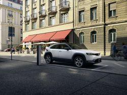 2022 Mazda MX-30 EV Unveiled With 100 Miles of Range