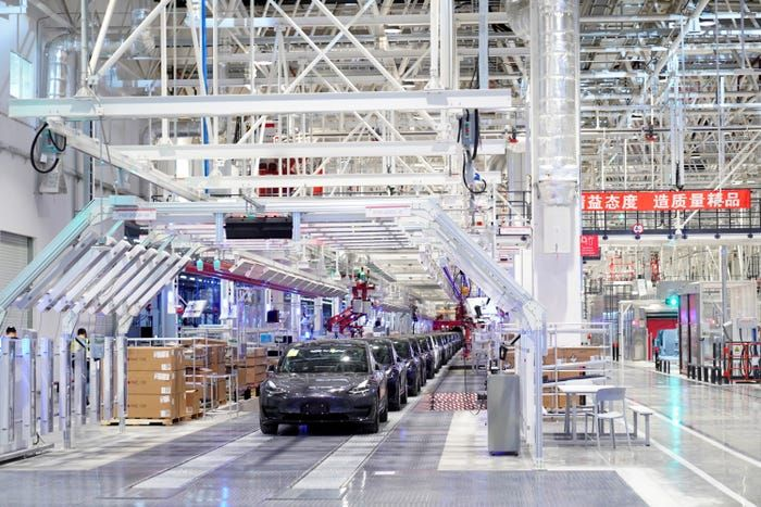 Tesla Sells 44,464 China-made Vehicles in August, Local Deliveries Surge 49.5% Compared to July
