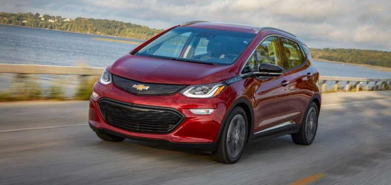General Motors Extends Production Shutdown of the Chevy Bolt EV Until Sept 24 Due to Battery Recall