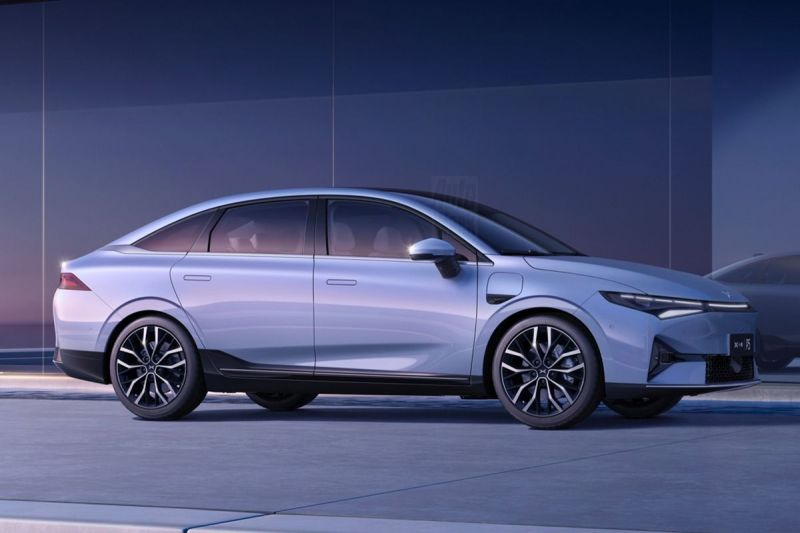 Tesla Challenger XPeng to Officially Launch the P5 Sedan, its 3rd Electric Model, on Sept 15