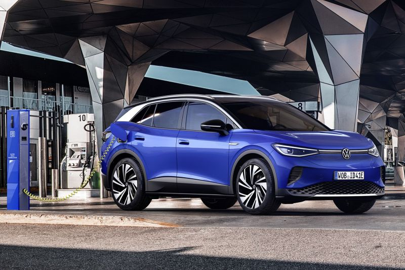 Volkswagen's ID.4 Pro SUV Awarded an EPA Estimated Range of 249 Miles, Edging Out the Ford Mustang Mach-E