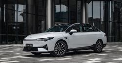 China's XPeng Officially launches the More Affordable P5 Fastback, the World's First Production Vehicle Equipped with Lidar
