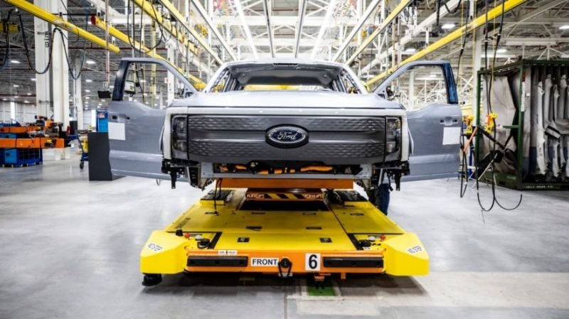 Ford Motor Begins Pre-production of the F-150 Lightning and is Boosting its Investment Due to Strong Demand