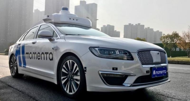General Motors Invests $300 Million in Chinese Autonomous Driving Startup Momenta