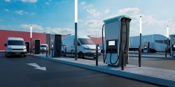 Swiss Technology Company ABB Unveils the 'Terra 360', the World's Most Powerful EV Charger