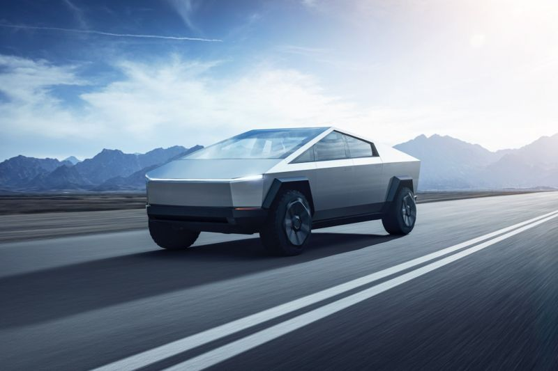 Will Rivian's Fully-Electric R1T Pickup and Ford's F-150 Lightning Prompt Tesla to Further Delay the Launch of the Cybertruck?
