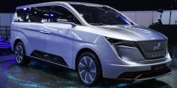 EXCLUSIVE: ICONIQ Motors & Supercar Manufacturer W Motors Plan to Reinvent the Passenger Experience with the Sleek, Luxurious and Fully-Electric Seven 'Smart Passenger Vehicle'