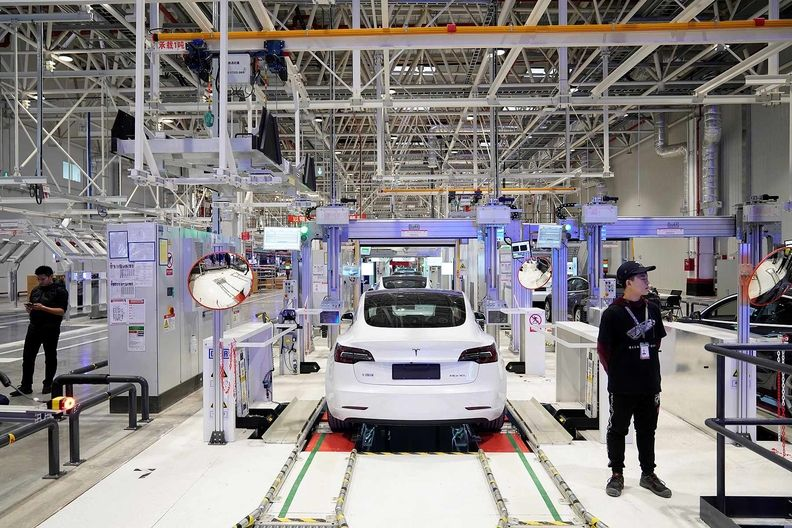 Tesla Sold 56,000 China-made Vehicles in September, the Highest Since its Shanghai Factory Began Producing Cars in 2019