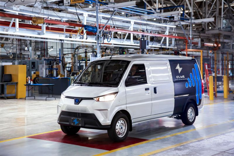 Commercial Vehicle Startup Electric Last Mile Solutions Inc. Announces Battery Supply Agreement with China's CATL