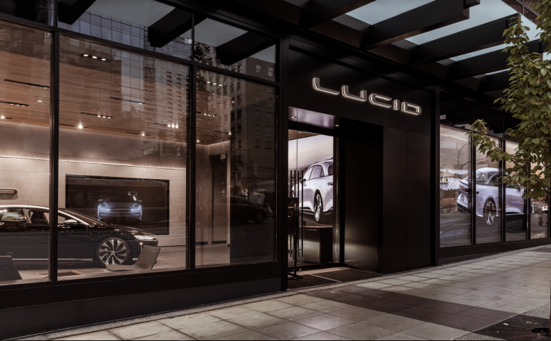 Lucid to Open its First Canadian Retail Location in Vancouver, Announces Pricing for the First Time Outside of the U.S.