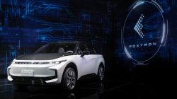 iPhone Assembler Foxconn Unveils 3 New Electric Vehicle Prototypes as it Prepares to Diversify its Business by Building EVs