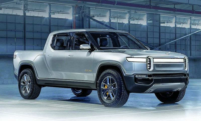 As One of the World's Richest Persons, Can Jeff Bezos Help Make Amazon-backed Rivian Bigger Than Tesla?
