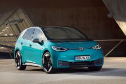 Volkswagen's China-made ID.3 Electric Car Will Officially Launch on Oct 22