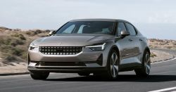 Polestar is Offering Two Years of Free DC-Fast Charging From Electrify America to Polestar 2 Drivers