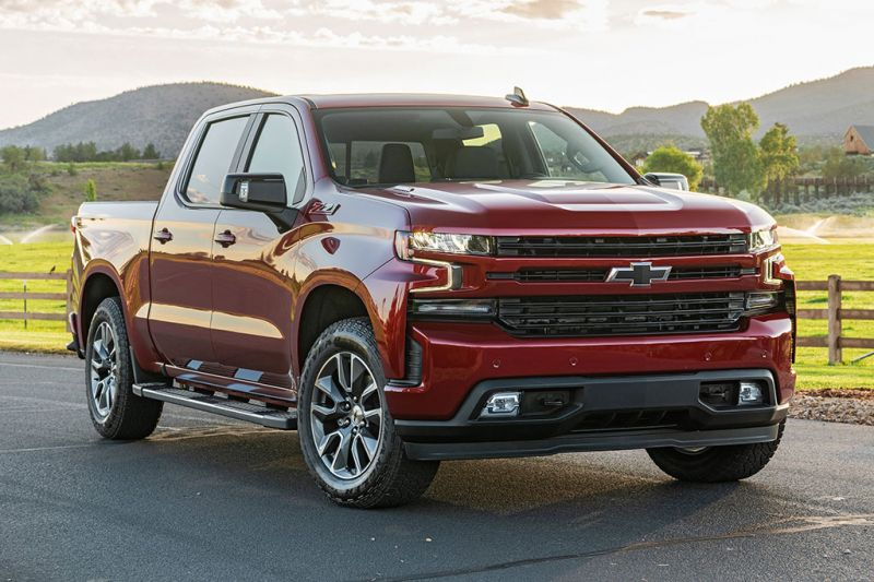 General Motors is Quickly Reducing its Backlog of Parked Pickup Trucks Due to Semiconductor Shortages