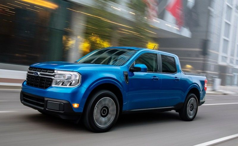 Ford Maverick Hybrid Rated at 42 MPG City, Delayed Until 2022
