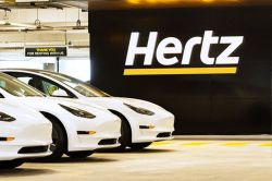 Hertz Partners With Uber to Add Up to 50,000 Tesla Model 3s to its Driver Rental Car Program by 2023